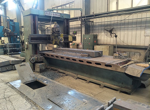 Gantry planing and milling machine-BXM2016A